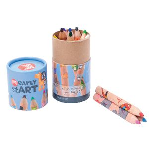 Micador early stART Triangle Pencils 12 Pack