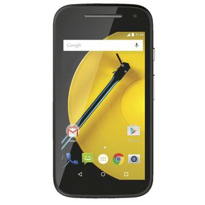Motorola Moto E 2nd Generation Unlocked Phone Black