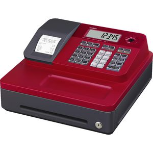 Casio Cash Register Small Drawer Red SEG1S-R