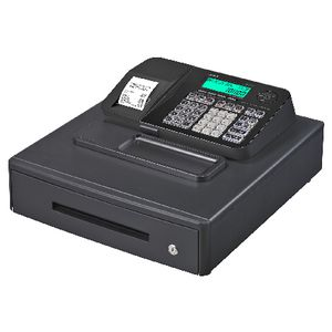Casio SES100 Cash Register Black