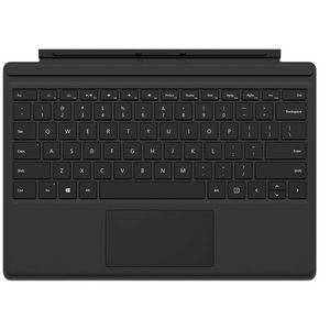 Surface Pro 4 Type Cover Black