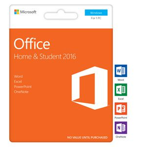 Microsoft Office Home and Student 2016 1 PC Download