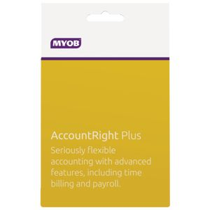 MYOB AccountRight Plus 1 PC Download