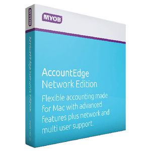 MYOB AccountEdge Pro Network Edition Mac Download