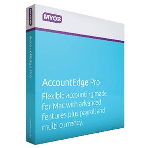 MYOB AccountEdge Pro 1 Mac Download