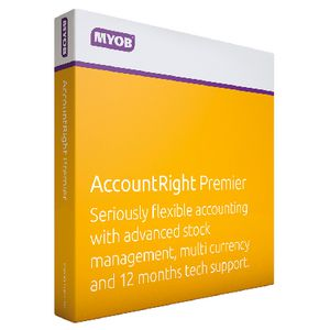 MYOB AccountRight Premier 3 PC Download