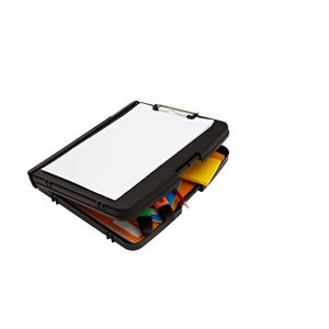 A4 Storage Clipboard Black