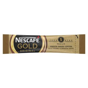 Nescafe Gold 1.7g Coffee Sticks Original 280 Pack