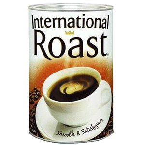 Nestlé International Roast Instant Coffee 1kg