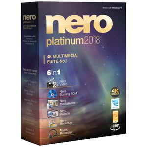 Nero 2018 Platinum Box