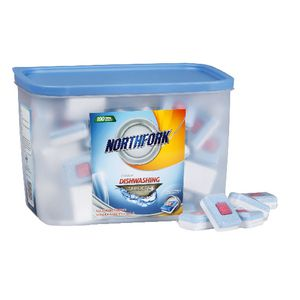 Northfork All In 1 Dishwashing Tablets 100 Pack