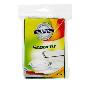 Northfork Spongeless Scourer 6 Pack