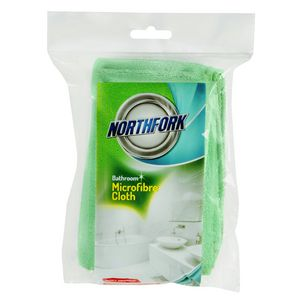 Northfork Microfibre Bathroom Cloths 3 Pack
