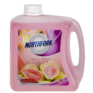 Northfork Liquid Handwash Guava, Papaya and Cucumber 2L