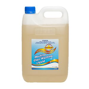 Northfork Machine Glass Washing Liquid 5L