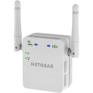 Netgear N Wireless Range Extender White WN3000RP