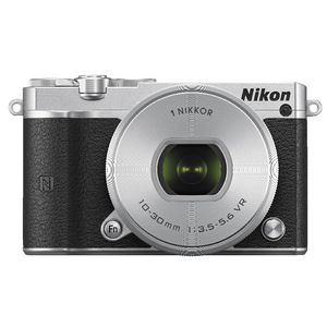 Nikon 1 J5 Interchangeable Lens Camera with 10-30mm Lens