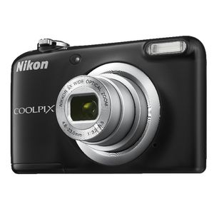 Nikon Coolpix Digital Camera Black A10