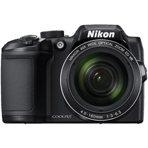 Nikon Coolpix B500 Digital Camera Black