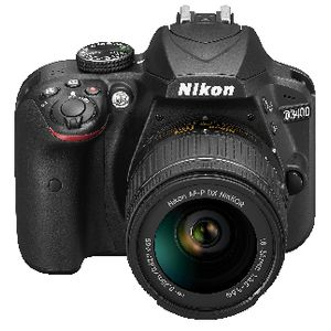 Nikon DSLR Camera with 18-55mm Lens D3400 | Officeworks