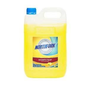 Northfork Commercial Grade Lemon Disinfectant 5L