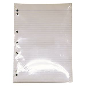 A4 Punched Ruled Paper 500 Sheets