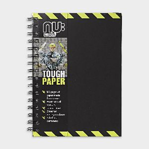 nu: Tradie Waterproof Notebook A5 160 Page