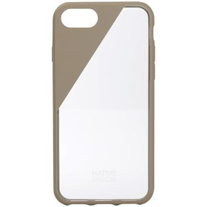 Native Union Clic Crystal iPhone 7/8 Case Taupe