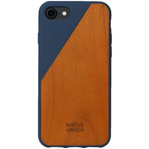 Native Union Clic Crystal iPhone 7/8 Case Wooden Marine