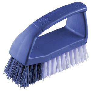 Oates BM101 General Purpose Scrubbing Brush Blue