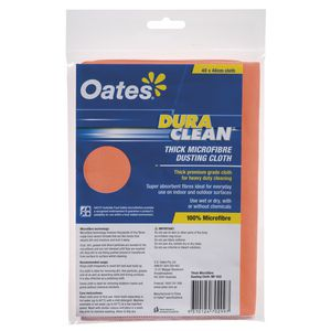 Oates Microfibre Thick Dusting Cloth