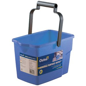 Oates Mop Bucket 9L Blue