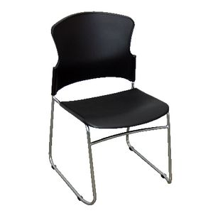 Steelco Adam Chair Black