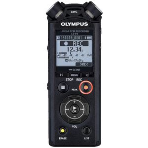 Olympus LS-P2 PCM Audio Recorder