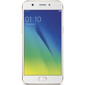 Oppo A57 Unlocked Mobile Phone Gold Officeworks
