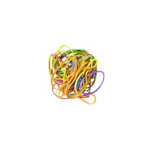 Otto Rubber Bands Assorted 30g