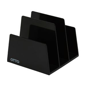 Otto Brights File Sorter Black