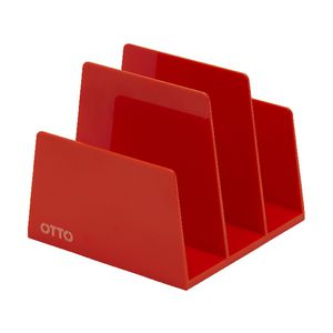 Otto Brights File Sorter Orange