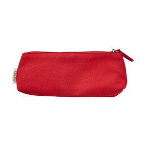 Otto Brights Canvas Pencil Case Red