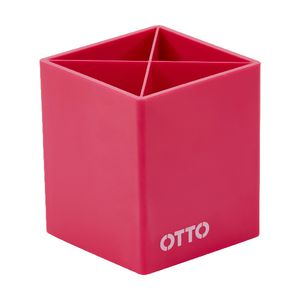 Otto Brights Pen Cup Pink