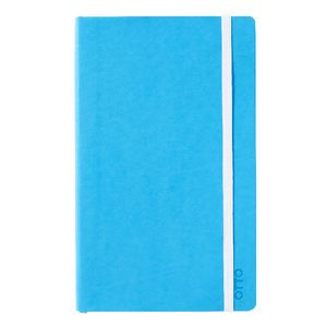Otto Brights A5 Notebook Ruled Blue 192 Page