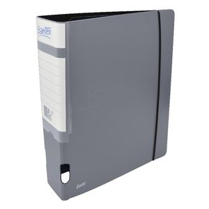 Bantex A4 On The Go Lever Arch File 50mm Grey