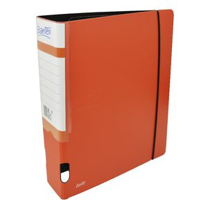 Bantex A4 On The Go Lever Arch File 50mm Orange