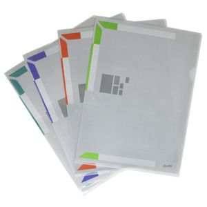 Bantex On The Go Project File A4 6 Pack