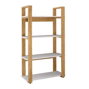Linear Bookshelf Oak