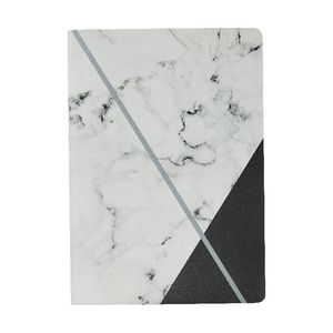 Otto A5 PU Notebook 192 Page Monochrome