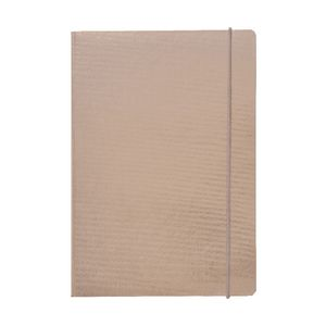 Otto A5 Metallic Notebook Rose Gold
