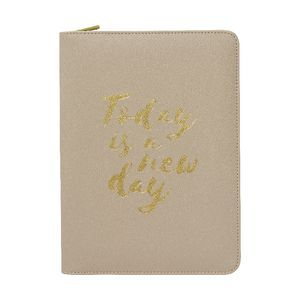 Otto A5 Criss Cross Refill Notebook 288 Page Natural