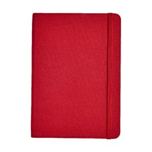 Otto Brights A5 Notebook 192 Page Red