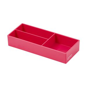 Otto Brights Mini Organiser Tray Pink